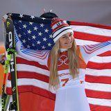 Lindsey Vonn Wins Bronze, and Her Late Grandfather Would Be Proud