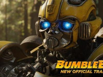 New Bumblebee Trailer is Packed with OG Transformers