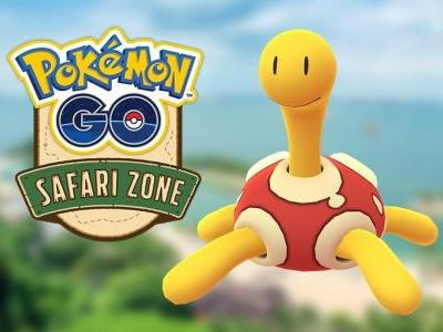 Pokemon Go: Shiny Shuckle Available This Weekend Only