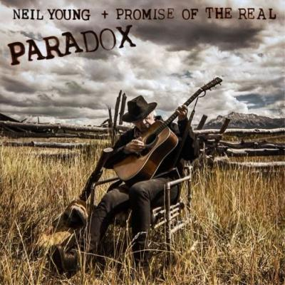 Neil Young shares original soundtrack for fantasy western Paradox: Stream