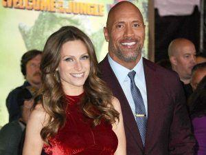 The Rock And Girlfriend Lauren Hashian Announce The Cutest Baby News
