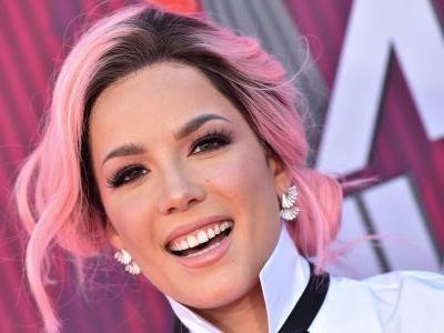 Halsey Shuts Down Pregnancy Rumors in the Most Hilarious Way Possible