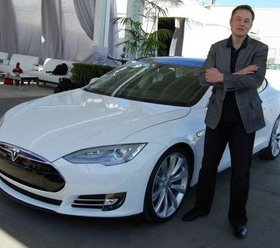 Elon Musk's pay at Tesla will now have nothing to do with making cars
