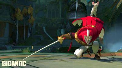 Gigantic Open Beta Starts December 8 for Xbox One and PC, To Feature Cross-Platform Play
