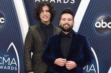 Dan + Shay's 'Tequila' Performance at the 2018 CMA Awards Was So Hot, a Piano Literally Burst Into Flames