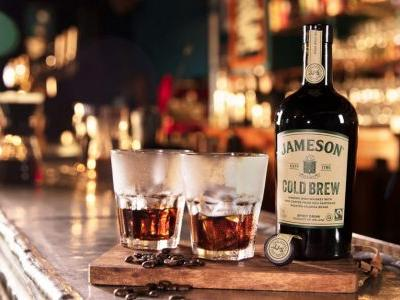 Jameson Releases 'Cold Brew' Whiskey and Irish Coffee Will Never Be the Same Again