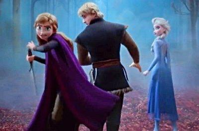 Frozen 2 Shatters Incredibles 2 Animated Trailer Views