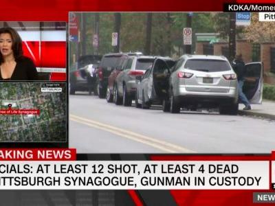 Pittsburgh Synagogue Shooting Suspect Identified