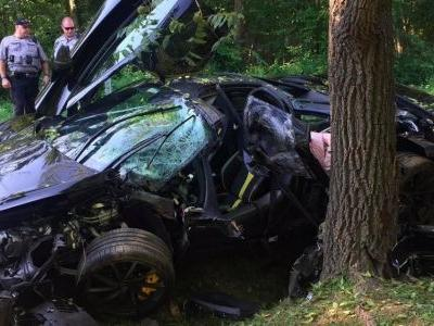 This Guy Bought A McLaren 720S And Destroyed It The Next Day