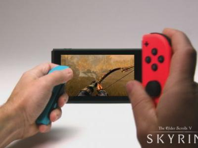 Bethesda is not working on Skyrim mods for Nintendo Switch