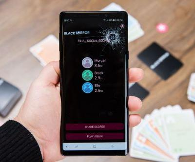 The Black Mirror card game isn't soul-crushing enough to reflect the show
