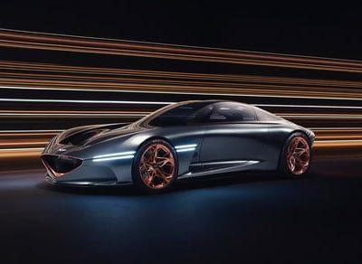 The all-electric Genesis Essentia concept is the luxury future we want to see