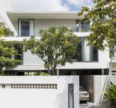 D9 House / Group A architects