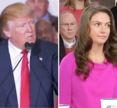 WH Tries to Debunk Trump Accuser With Two 'Eyewitnesses'.Who Didn't Actually Witness Anything