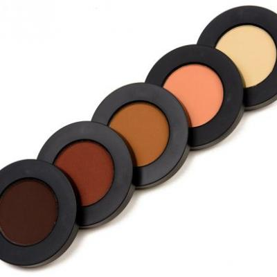 Melt Cosmetics Rust Eyeshadow Stack Review, Photos, Swatches