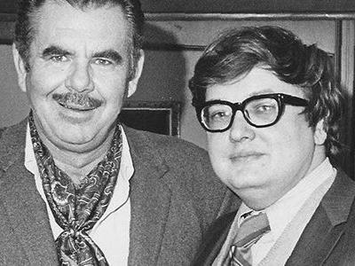 Here's Why the Movie About Russ Meyer & Roger Ebert Starring Will Ferrell & Josh Gad Fell Apart