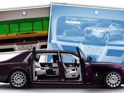 BMW Patents A Rich-People Car Privacy Screen That Turns Into A Display Which Seems Inevitable