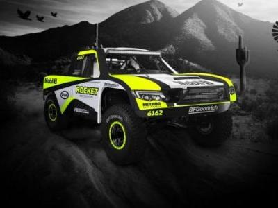 Formula One Champ Jenson Button To Run A Trophy Truck In The Mint 400 and Baja 1000