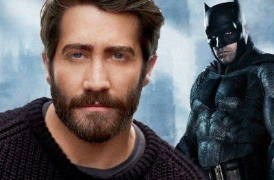 The Batman Director Wants Jake Gyllenhaal to Replace Ben