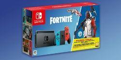Fortnite's getting its very own Nintendo Switch bundle