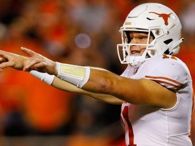 College football preview: No. 17 Texas vs. No. 13 West Virginia