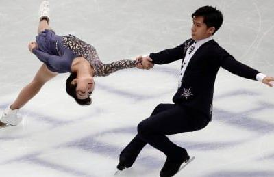 China's Sui and Han recapture pairs figure skating world title
