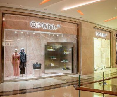 Inside Off-White™'s Opulent New Macao Store