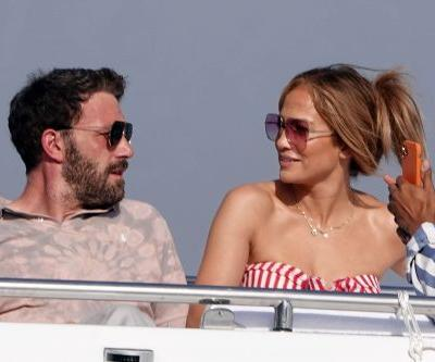 Ben Affleck squeezes in casino stop on vacation with Jennifer Lopez
