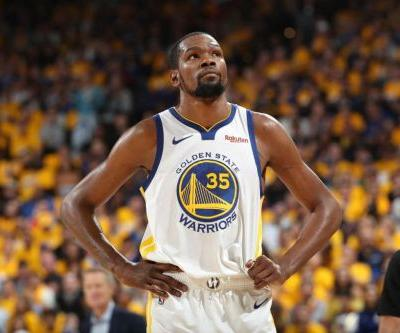 Kevin Durant: 'Just Not Facts' That Golden State is Better Without Him