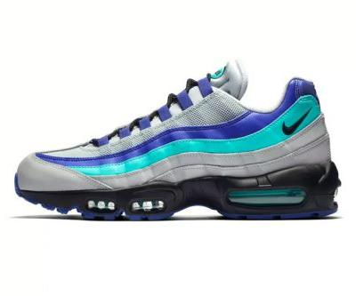 "Nike Gives the Air Max 95 an OG ""Aqua"" Makeover"