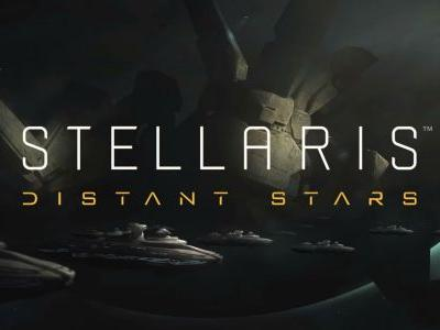 Stellaris DLC Distant Stars Coming Next Week