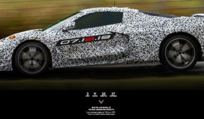 Everything We Know About the 2020 Corvette Stingray