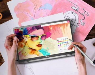 LG gram 17, gram 2-in-1 take lightweight brand to new places