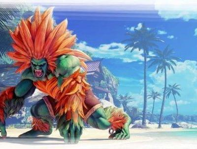 Here's How Blanka Will Play in Street Fighter V