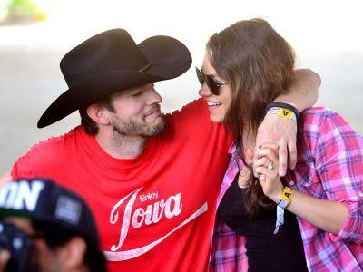 Mila Kunis Just Had Her Second Child With Ashton Kutcher