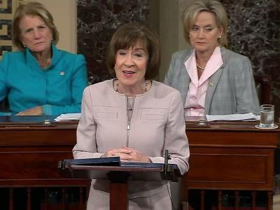 Collins: 'I do not believe that Brett Kavanaugh was' Ford's assailant