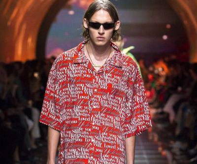Balenciaga Spring 2019 May Be Demna Gvasalia's Most Restrained Collection Yet