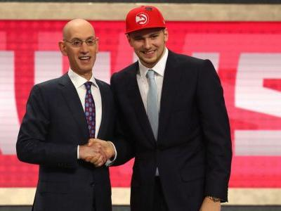 NBA draft winners and losers: Mavs score big with Doncic trade