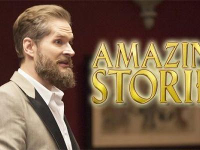 Bryan Fuller Leaves Yet Another Show, Will No Longer Run 'Amazing Stories'