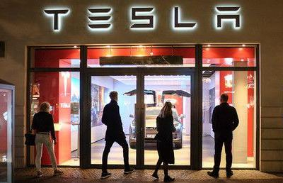 George Soros comes to the rescue of sinking Tesla