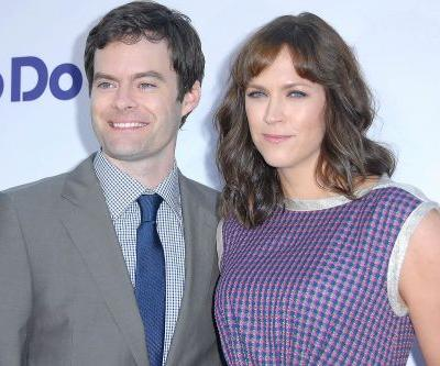 Bill Hader files for divorce from Maggie Carey