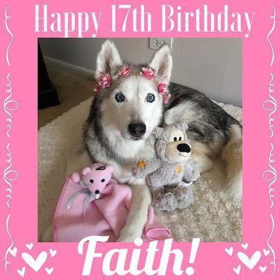For the Love of Faith: Happy 17th Birthday!