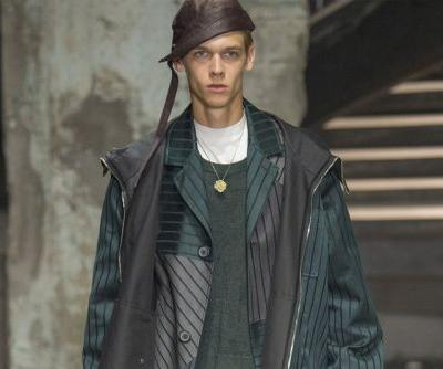 Lanvin SS19 Finds the Sweet Spot Between Formal and Casual