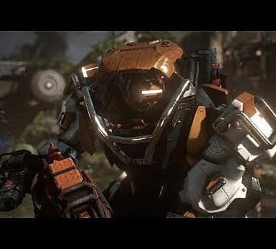 The Game Awards: BioWare Highlights Story In Anthem Trailer