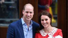The New Royal Baby's First Pictures Are Here
