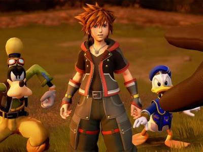Kingdom Hearts 3 New Screens Allegedly Leak New Worlds