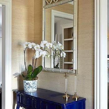 50 Inspirational Navy Blue Console Table Pics
