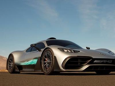Two Mercedes-AMG Project One's Are Coming To South Africa
