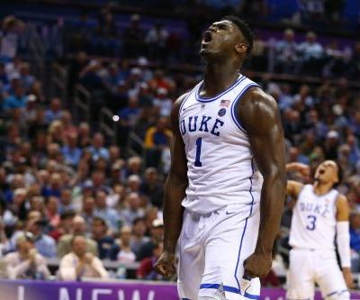 Opinion: Duke's Zion Williamson drops jaw in supersized return from injury
