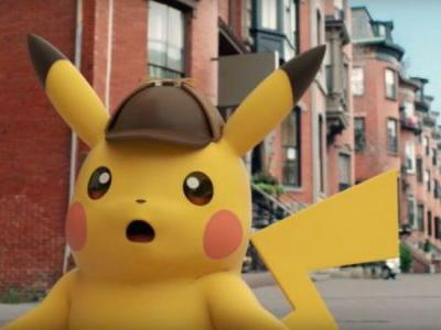 Universal Sets Pokemon Movie Detective Pikachu for Spring of 2019